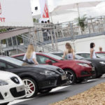 Seat podczas Worthersee Tour
