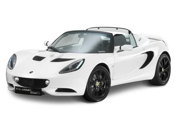 Lotus Elise SC RGB
