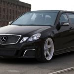 Mercedes E63 AMG Wagon by GWA-Tuning