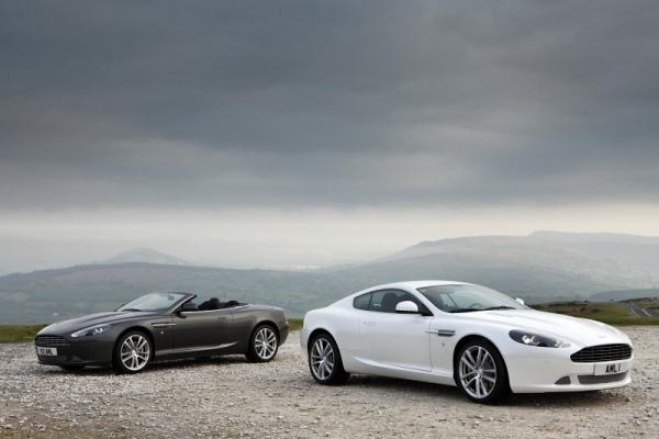 Aston Martin DB9 2011MY