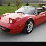 Ferrari 308 GTSi z nowym silnikiem