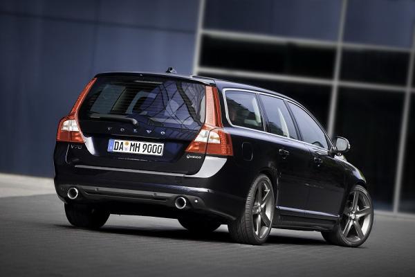 Volvo V70 T6 R-Design Heico Sportiv