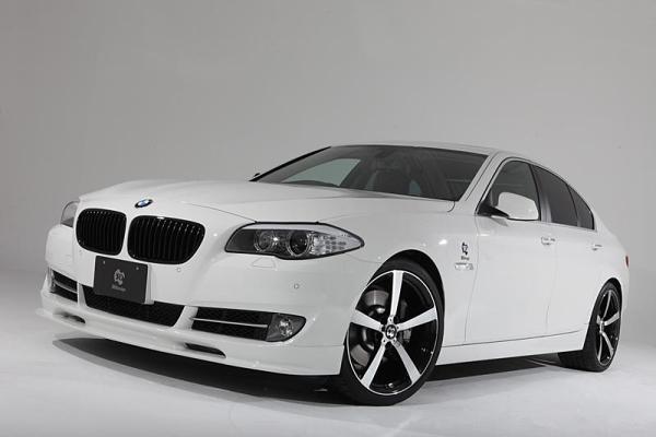 BMW 5 F10 3D Design