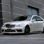 Mercedes W221 by Wald International