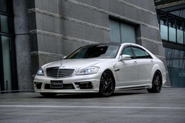 Mercedes W221 Wald International