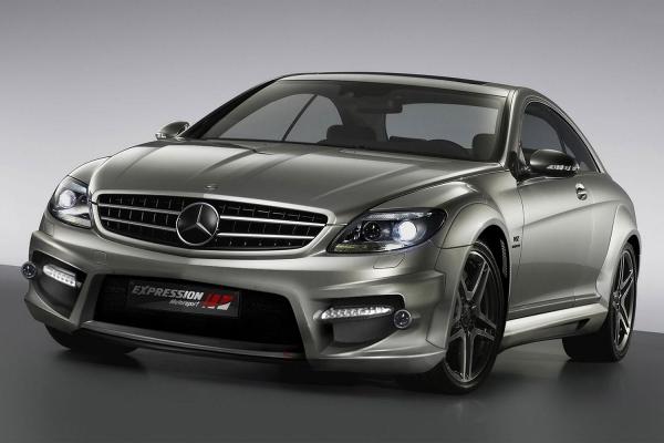 Mercedes CL65 AMG Expression Motorsport