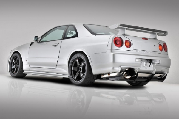 Nissan Skyline GT-R R34 JAPO Motorsport