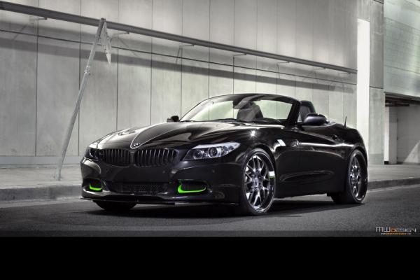BMW Z4 SlingShot Nike MWDesign