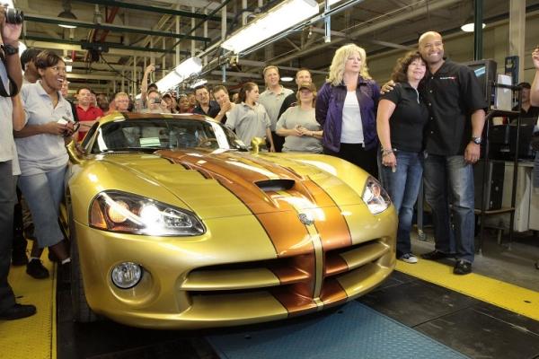Dodge Viper Final 2010
