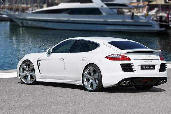 Porsche Panamera Hofele Design