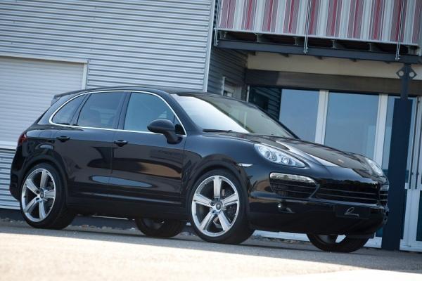 Porsche Cayenne II Lumma