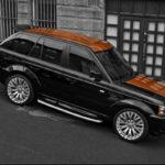 Range Rover Sport Vesuvius Project Khan
