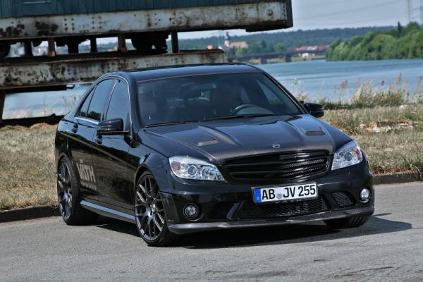 Mercedes C250 CGI VATH