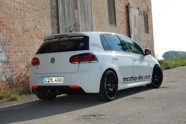 Volkswagen Golf R Mcchip