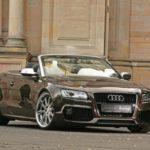 Audi A5 Cabrio od Senner