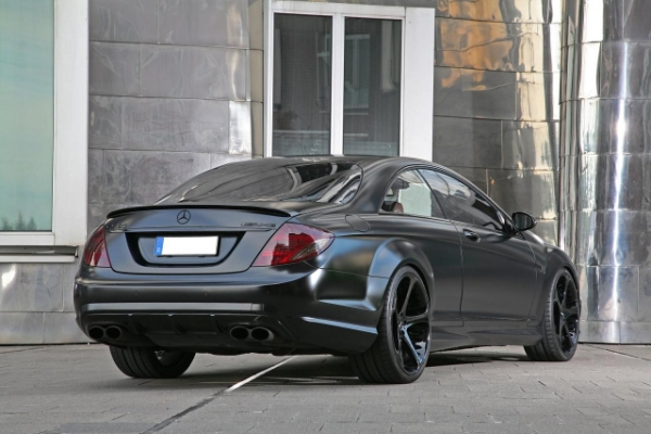 Mercedes CL65 AMG Anderson Germany