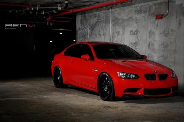BMW M3 RENM
