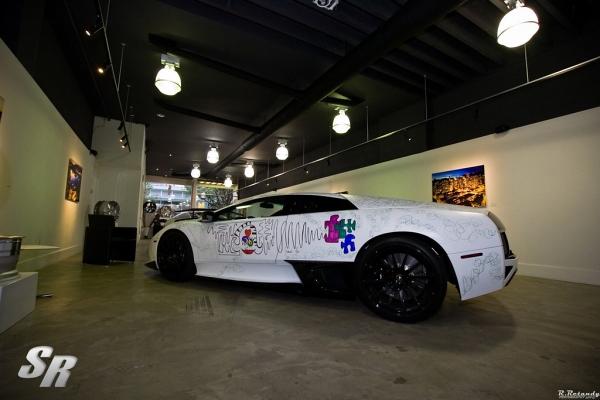 Lamborghini Murcielago SR Auto