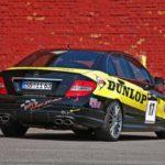 Mercedes C63 AMG Dunlop Performance od Wimmer