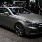 Mercedes CLS 2011MY