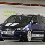Volkswagen Touran od MR Car Design