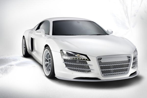 Audi R8 Spark Eight Eisenmann