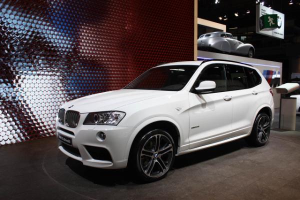 BMW X3 2011MY