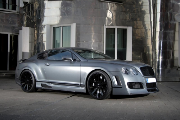 Bentley GT Supersports Anderson Germany