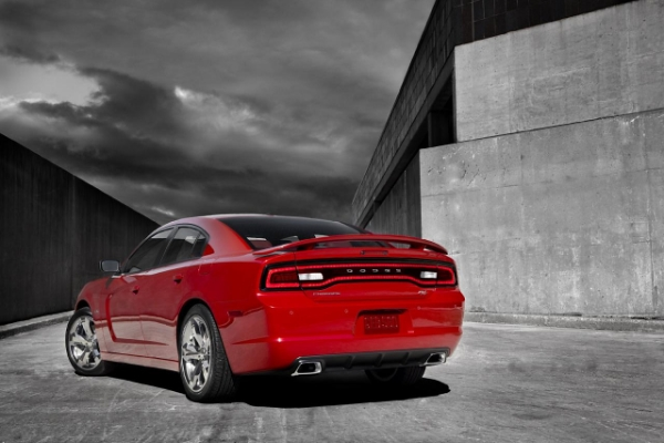 Dodge Charger 2011MY