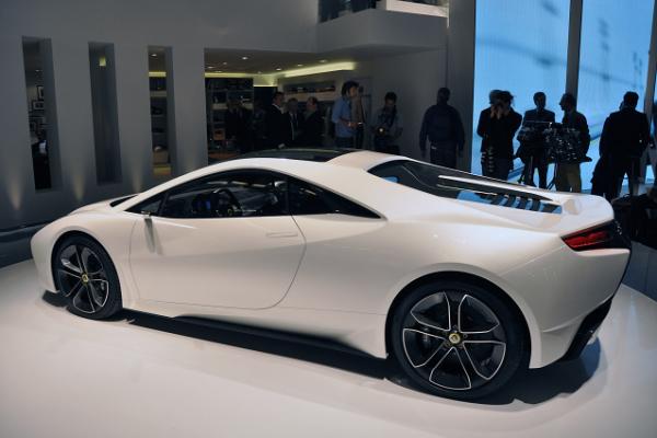 Lotus Esprit Concept