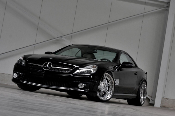 Mercedes SL65 AMG Wheelsandmore