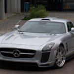 Mercedes SLS AMG od FAB Design