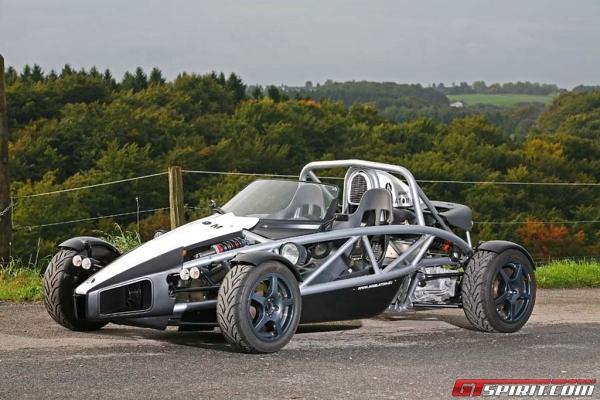 Ariel Atom Wimmer RS
