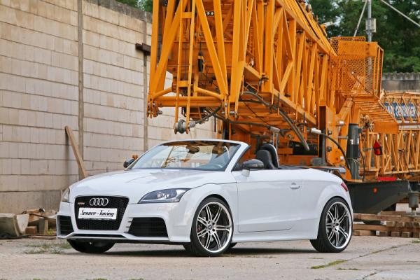 Audi TT-RS Roadster Senner