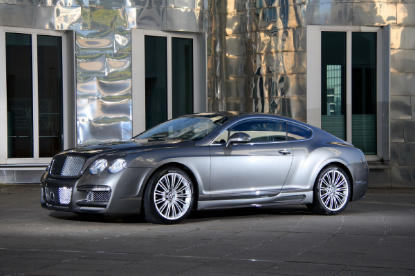 Bentley Continental GT Speed Elegance Anderson Germany