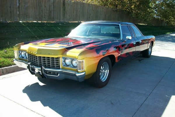 Chevrolet Kingswood razy dwa