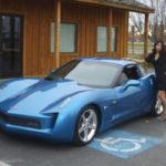 Corvette Stingray Concept replika