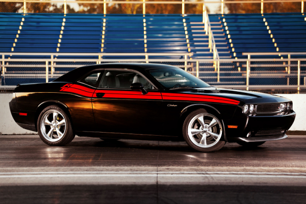 Dodge Challenger 2011MY