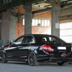Mercedes C63 AMG od Wimmer RS