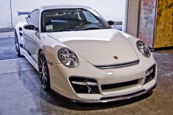 Porsche 911 V-RT Edition Vorsteiner