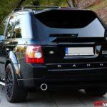 Range Rover Sport Stage 2 by Kahn w Polsce