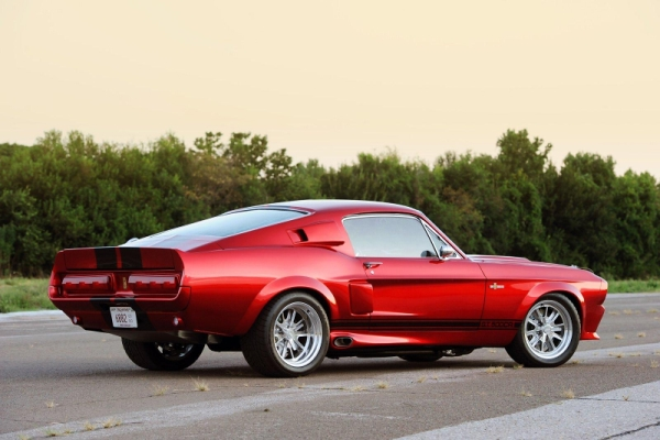 Shelby GT500CR Classic Recreations