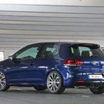 Volkswagen Golf R od MR Car Design