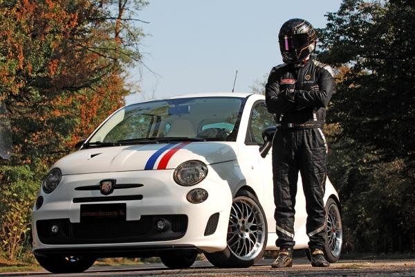 Abarth 500 Monza
