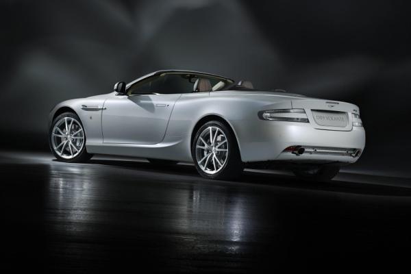 Aston Martin DB9 Edycje Specjalne