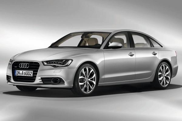 Audi A6 2011MY