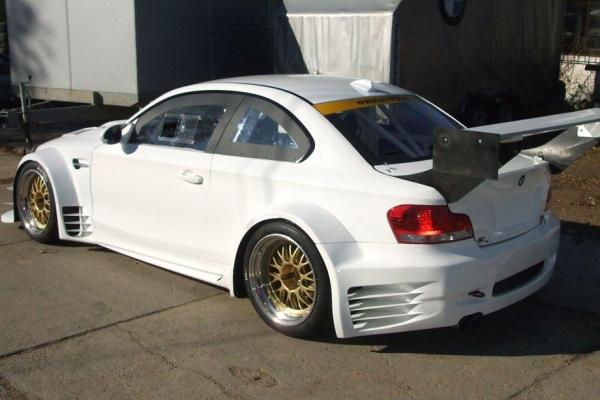 BMW 1 Coupe GTR