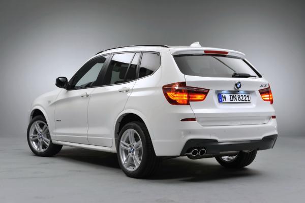 BMW X3 M Sports Package