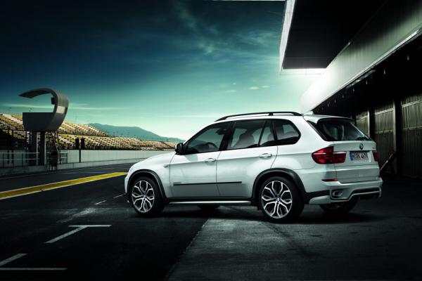 BMW X5 Performance Parts