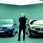 Karl Lagerfeld dla Volkswagena